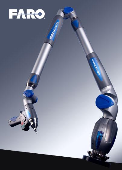 便携式三坐标测量机-关节臂